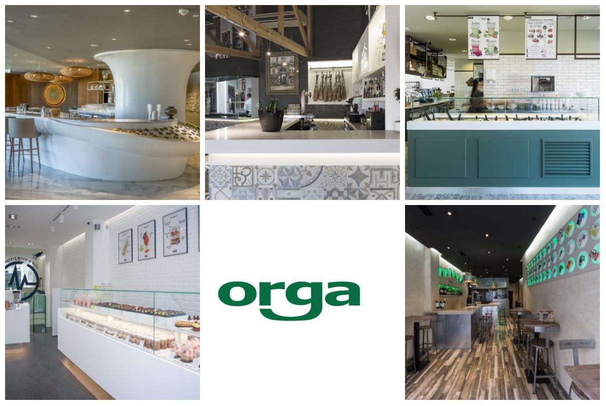 ¿Quieres darle un nuevo giro a tu negocio de hostelería? Apuesta por el KRION — Muebles Orga